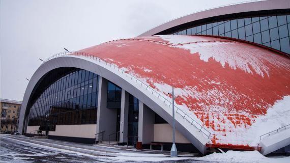大冬会的场馆一览