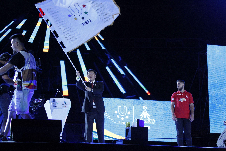 世界大运会|第30届世界大学生夏季运动会闭幕 中国成都2021年再相聚