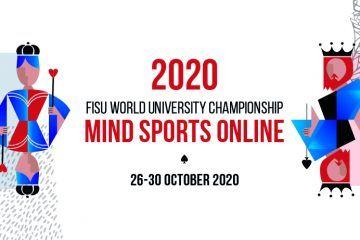2020年世界大学生智力运动会(线上)正式开赛