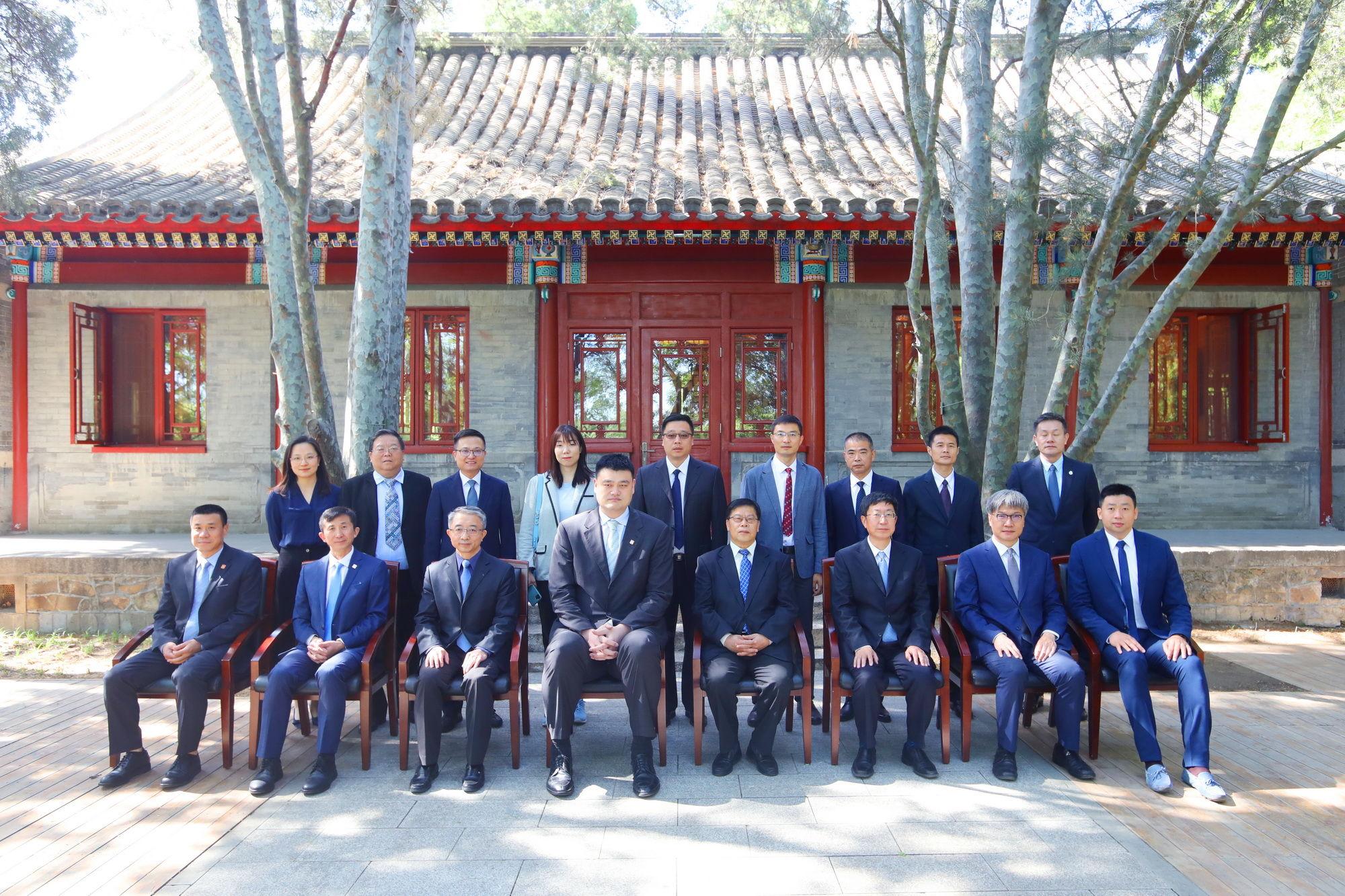 中国大、中体协与中国篮协签署促进体教融合发展谅解备忘录