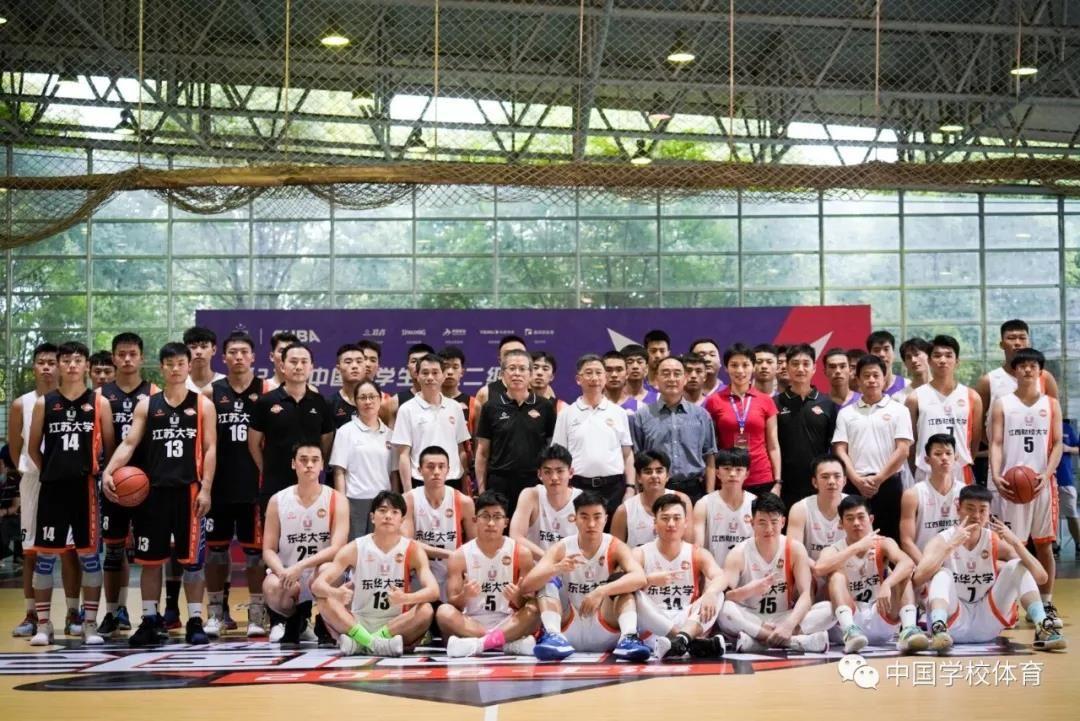 第22届中国大学生篮球二级联赛全国总决赛在东华大学正式复赛