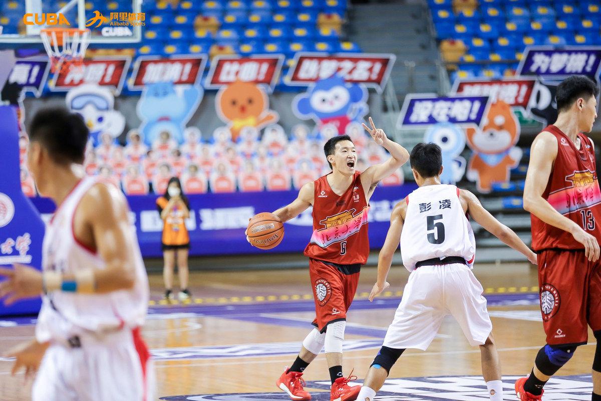 第22届中国大学生篮球一级联赛全国总决赛(男子组) 揭幕战图集